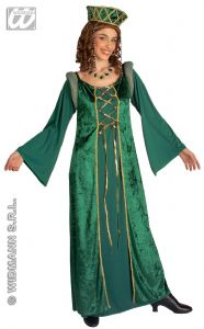 Medieval Lady Eleanora Costume